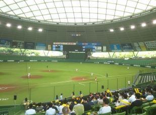 No.2918 9月5日(土):ゴールドジムベースボールクラブの応援へ!_b0113993_1925226.jpg