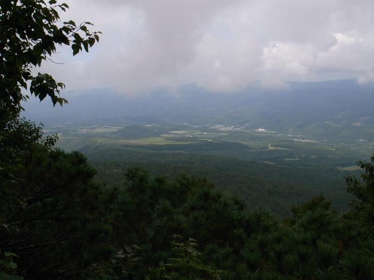 徳舜瞥山~ホロホロ山縦走_d0198793_17442920.jpg