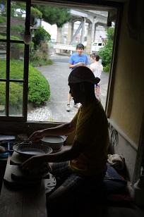 ②島根県「袖師窯」さんの工房に行ってきました!_f0226293_8393174.jpg