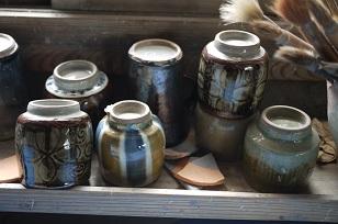 ②島根県「袖師窯」さんの工房に行ってきました!_f0226293_8411933.jpg