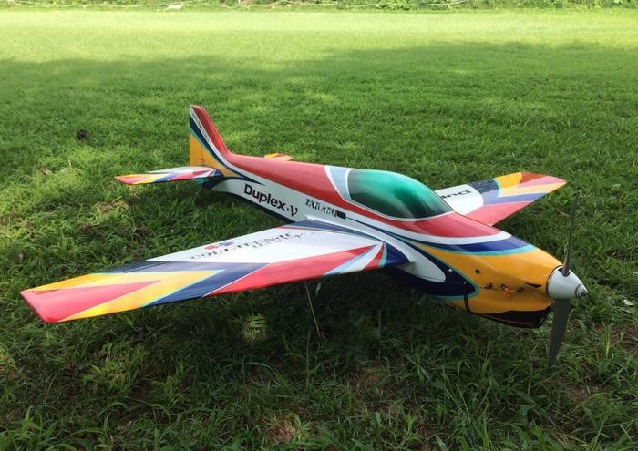 デュプレックス 初飛行_d0202319_12474272.jpg