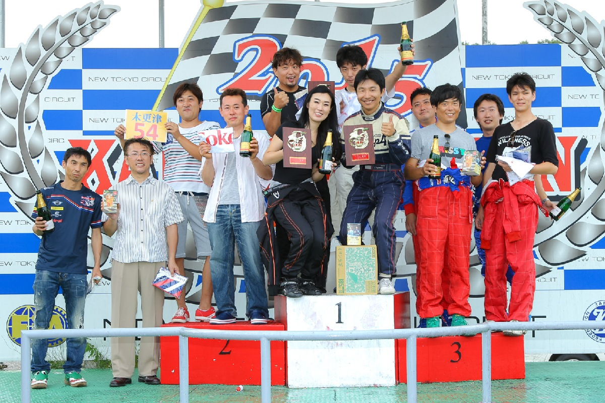NTC SUPER GT-K 第4戦、終了!(2015.9.5)_c0224820_8214269.jpg