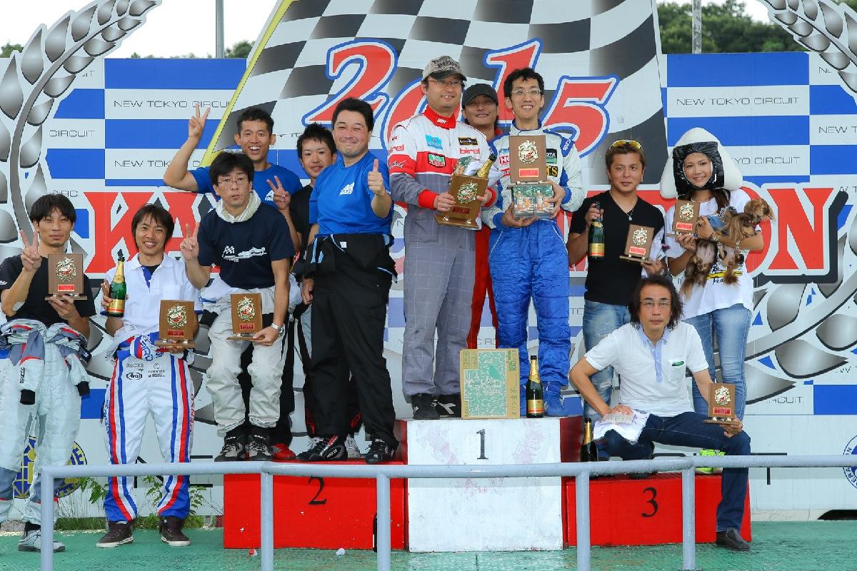 NTC SUPER GT-K 第4戦、終了!(2015.9.5)_c0224820_8271944.jpg