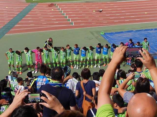 湘南vs桐蔭横浜大学@ShonannBMWスタジアム平塚(参戦)_b0000829_6383087.jpg