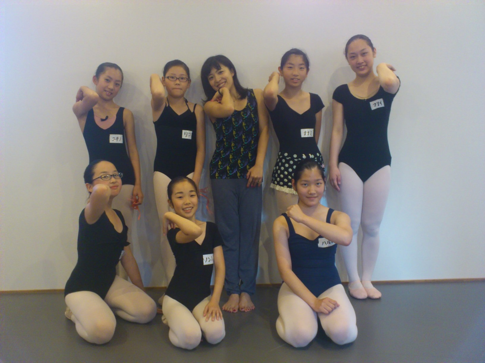 Yui SuganoさんによるWork Shop @ Maruyama Studio_d0010742_21533497.jpg