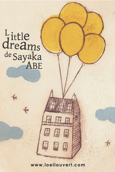 個展 「Little Dreams」_e0111249_14583849.jpg