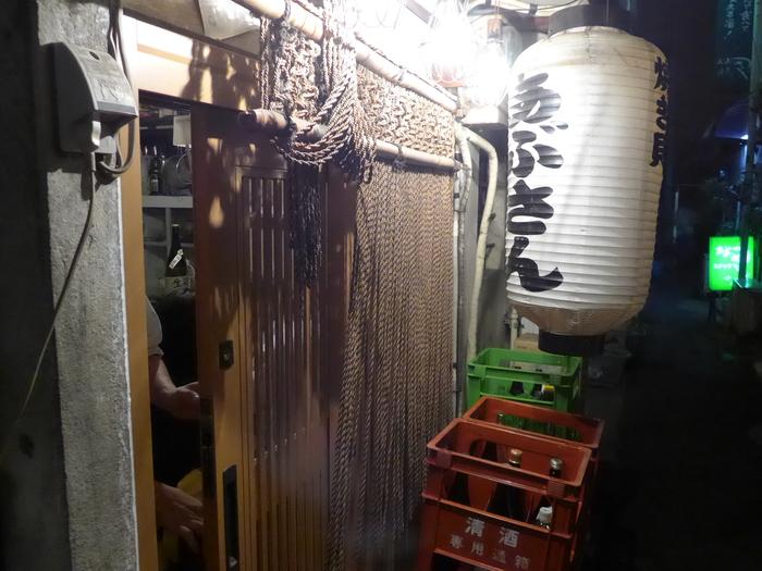 高円寺「焼貝 あぶさん」へ行く。_f0232060_1150682.jpg