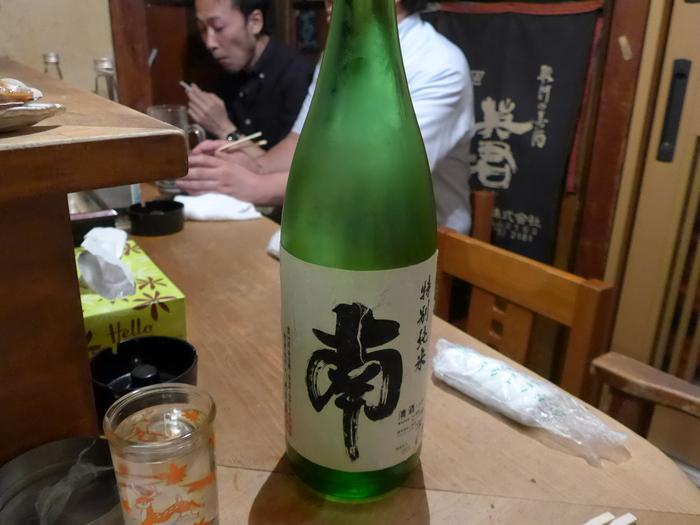 高円寺「焼貝 あぶさん」へ行く。_f0232060_1151870.jpg