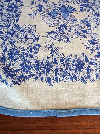 vintage fabric(Bjørn Wiinblad)_c0139773_14432196.jpg