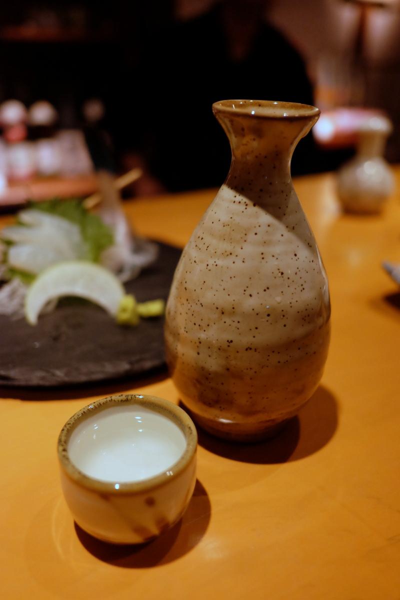 佐渡を歩く(3)佐渡の地酒を満喫@花柚子[新潟]_c0013687_1715960.jpg