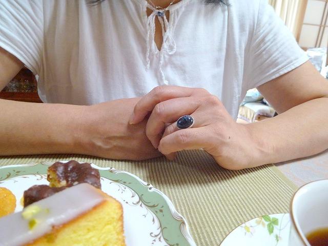 ♫ カイヤナイト的お茶会 ♫_c0165589_1143890.jpg