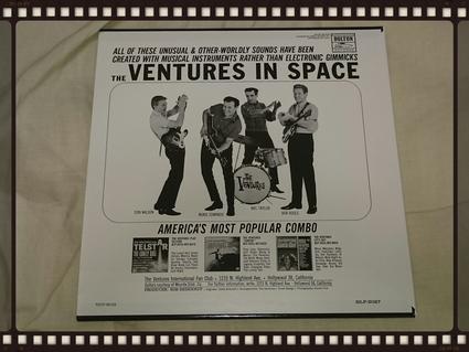 THE VENTURES IN SPACE 紙ジャケ_b0042308_2352013.jpg