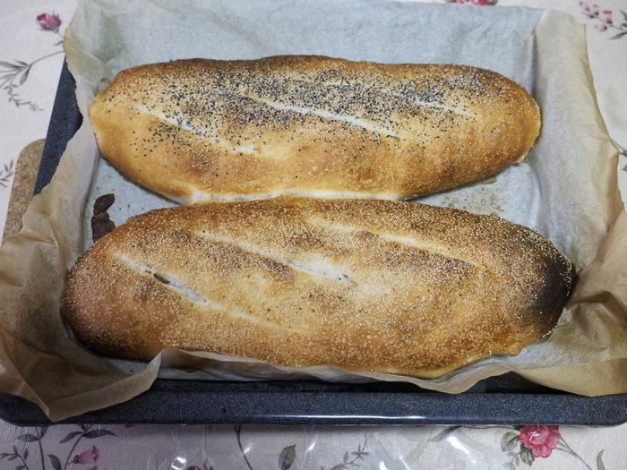 白神こだま酵母のパン2種_c0116915_005678.jpg
