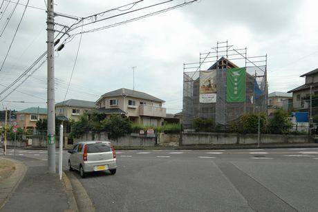 「土浦の家」上棟式。_a0059217_20254933.jpg