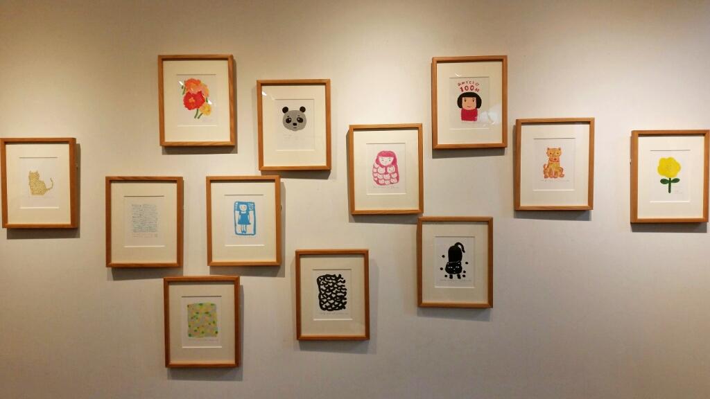 山本祐司さんの個展『週刊一枚』展に行ってきました!_f0357923_1761097.jpg