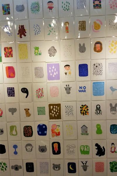 山本祐司さんの個展『週刊一枚』展に行ってきました!_f0357923_1763095.jpg