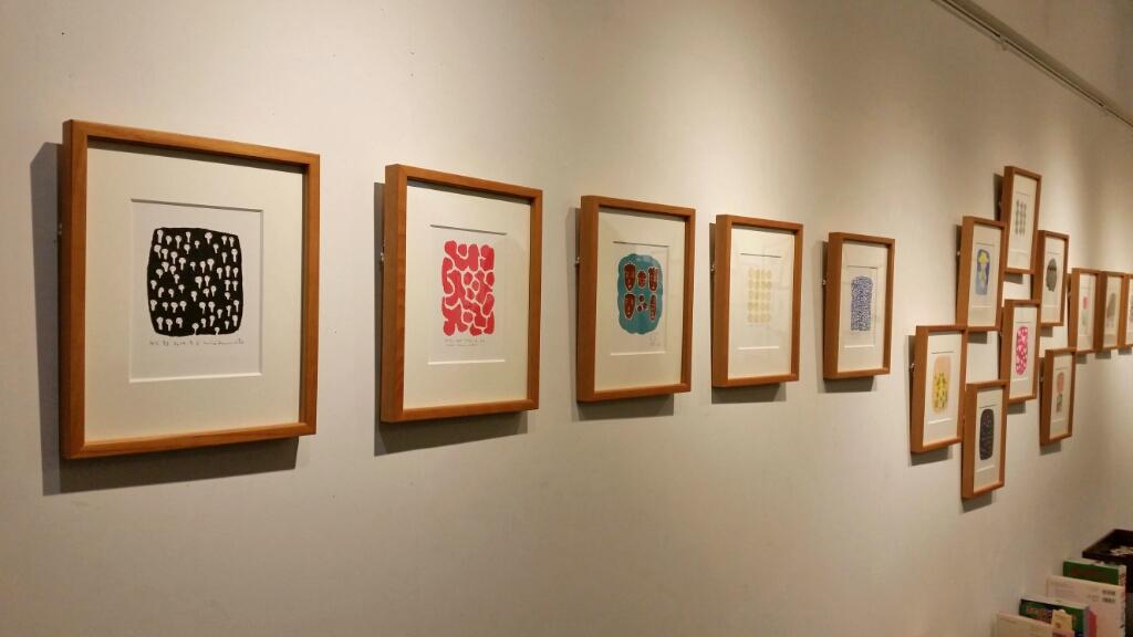 山本祐司さんの個展『週刊一枚』展に行ってきました!_f0357923_178071.jpg