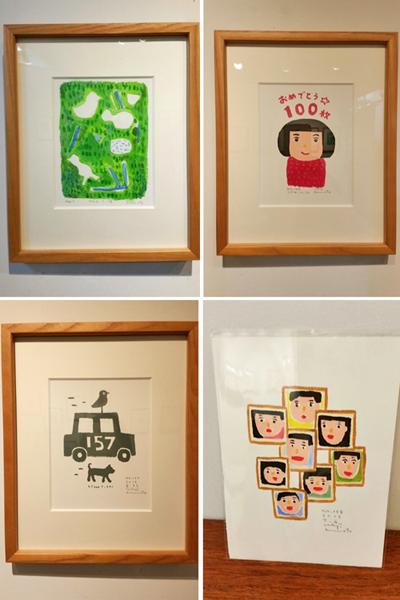 山本祐司さんの個展『週刊一枚』展に行ってきました!_f0357923_23514462.jpg