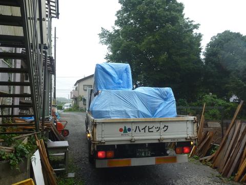 木材搬入_f0066533_19143831.jpg