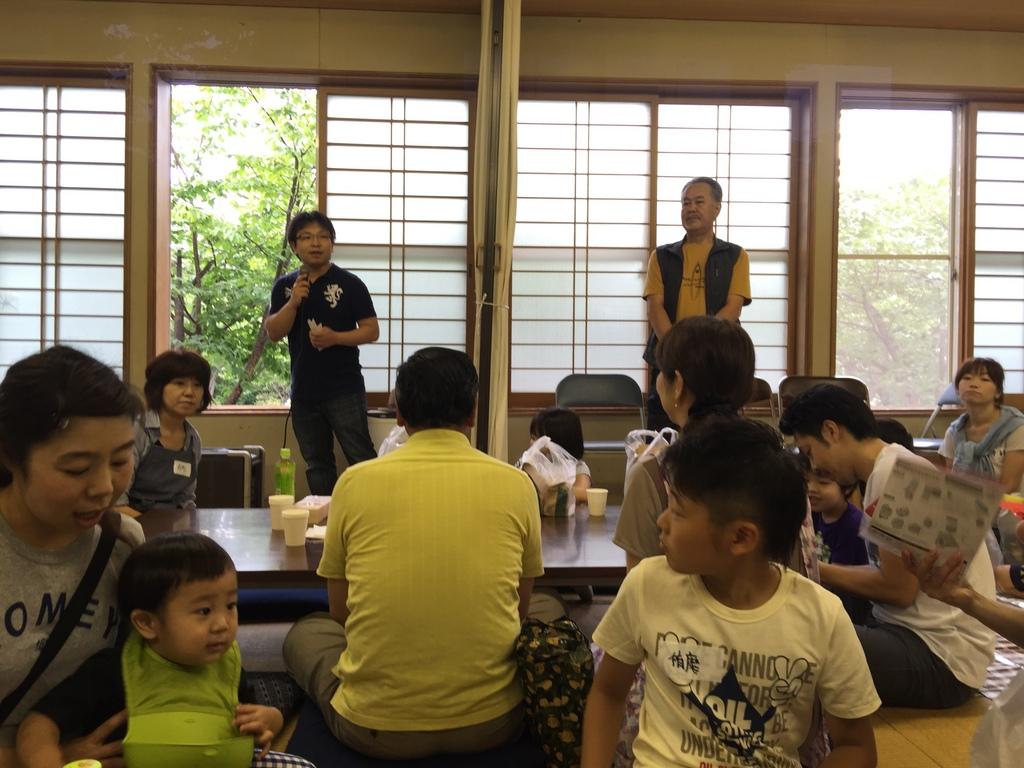 伏見3丁目町内会懇親会_f0209434_2034028.jpg