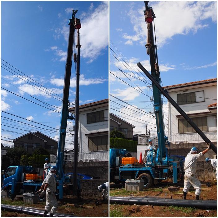 横浜市青葉区の家☆地盤改良工事終了_c0152341_0204337.jpg