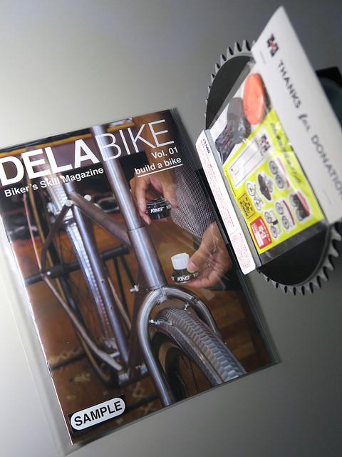 DELA BIKE創刊とSWEXPO2015_f0170779_22592896.jpg