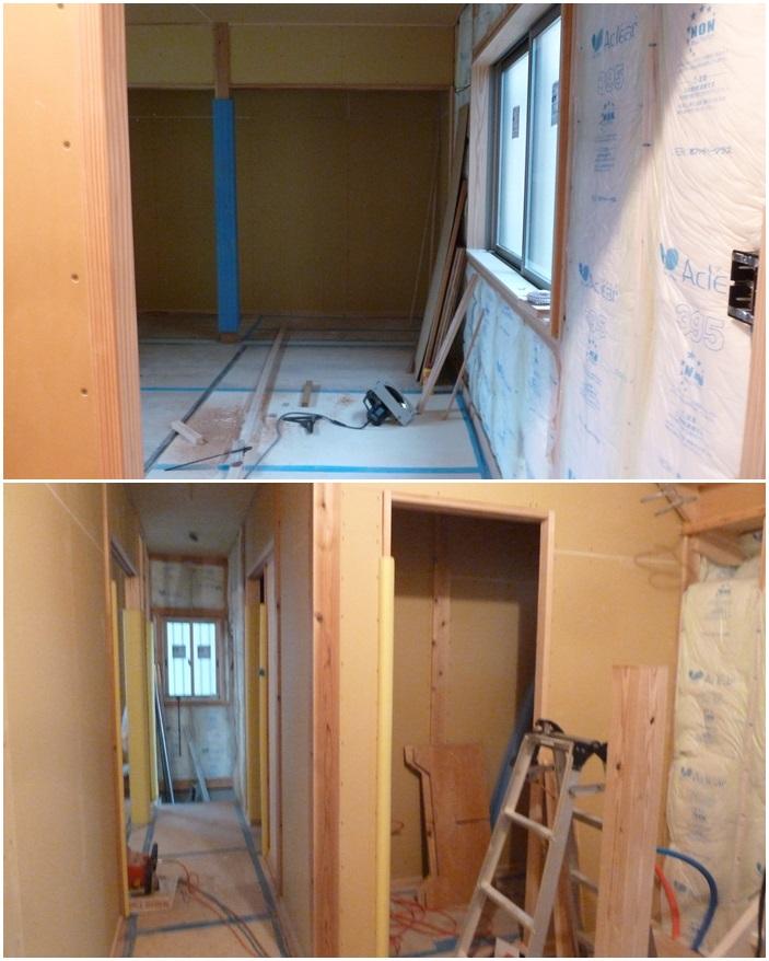 厚木市の家☆大工工事も終盤です。_c0152341_14334075.jpg