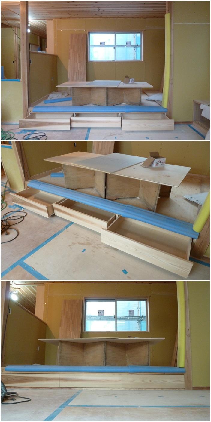 厚木市の家☆大工工事も終盤です。_c0152341_14342193.jpg