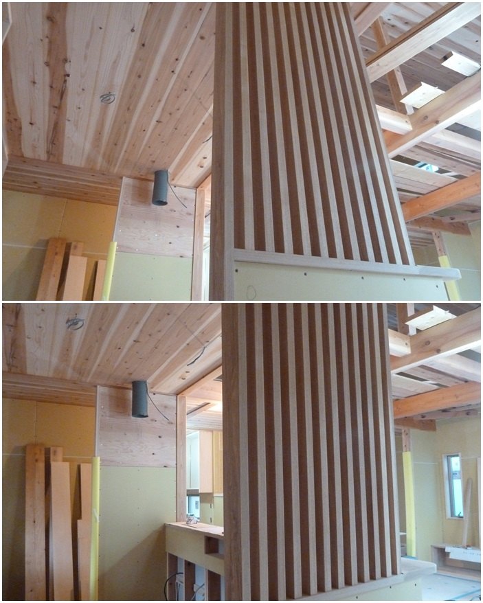 厚木市の家☆大工工事も終盤です。_c0152341_14345951.jpg