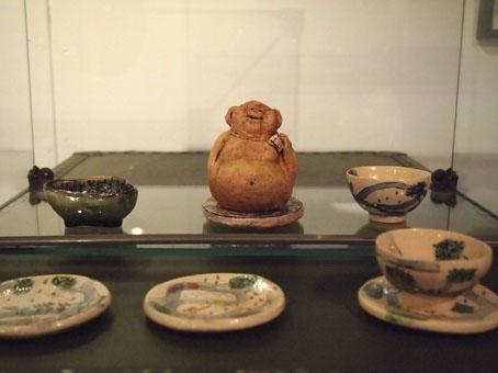 脇山さん個展「器三昧」展示できました_b0322280_20504933.jpg