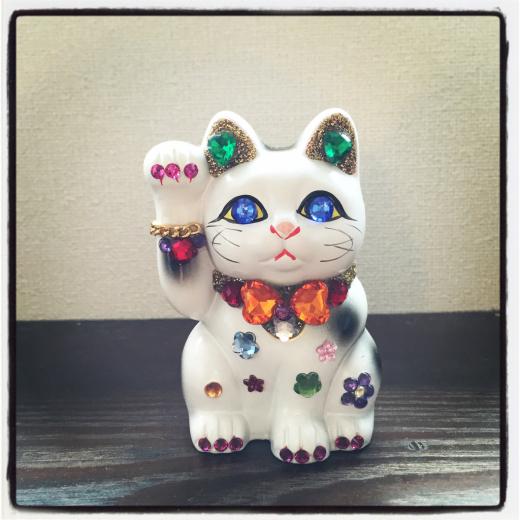 招き猫ちゃん_e0117783_11132417.jpg