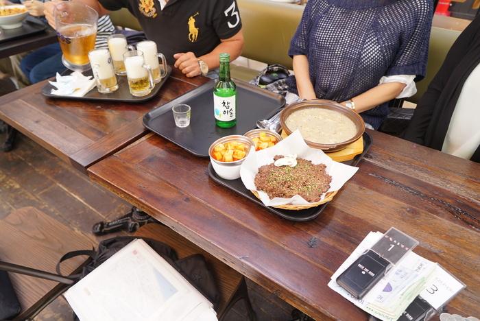 2015年春ソウル旅その1 建大(コンデ)のスターシティモールでランチ_a0223786_1115640.jpg