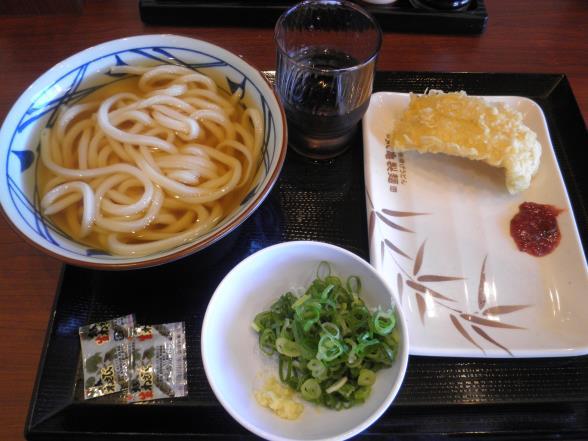 丸亀製麺    豊中小曽根店_c0118393_14244927.jpg