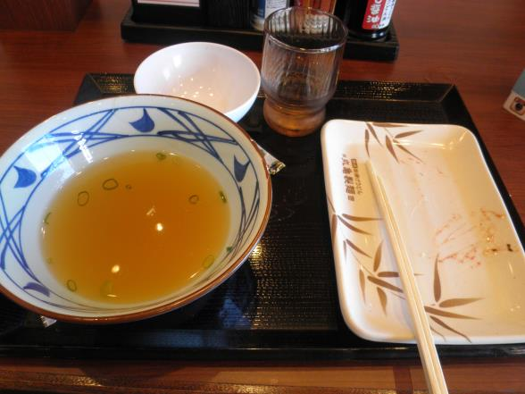 丸亀製麺    豊中小曽根店_c0118393_14415242.jpg