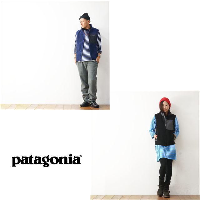 patagonia[パタゴニア正規代理店] CLASSIC RETRO-X VEST [23047]  MEN\'S/LADY\'S_f0051306_23592109.jpg