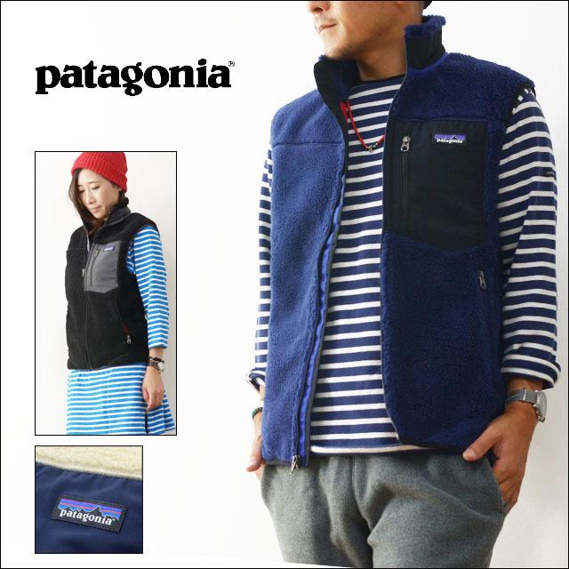 patagonia[パタゴニア正規代理店] CLASSIC RETRO-X VEST [23047]  MEN\'S/LADY\'S_f0051306_23594656.jpg