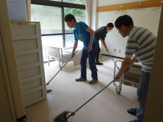 施設環境整備_a0154110_16204298.jpg