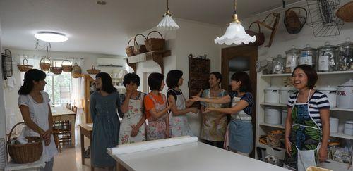 九月のパン教室  久々のアップです。 _f0225639_21184069.jpg