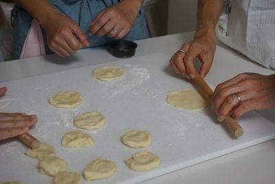 九月のパン教室  久々のアップです。 _f0225639_212229100.jpg