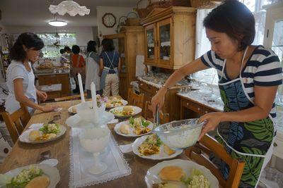 九月のパン教室  久々のアップです。 _f0225639_21285045.jpg