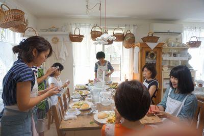 九月のパン教室  久々のアップです。 _f0225639_21411450.jpg