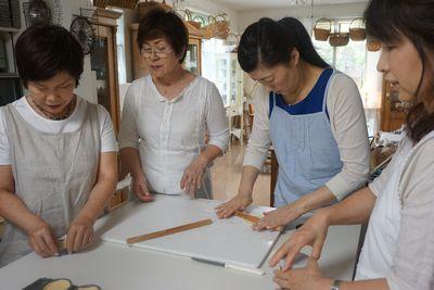 九月のパン教室  久々のアップです。 _f0225639_21522737.jpg