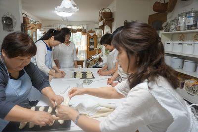 九月のパン教室  久々のアップです。 _f0225639_21533968.jpg