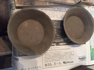 第33回 むくのき倶楽部陶芸教室_f0233340_16374377.jpg