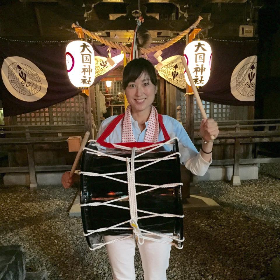 吉田けい子公式ブログ 祝舞の幸呼来(さっこら)〜津志田伝統さんさ〜_b0199244_851102.jpg