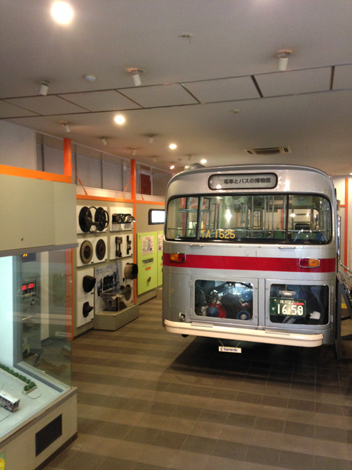 miniature Bread と、宮崎台の電車博物館_e0172847_14403960.jpg
