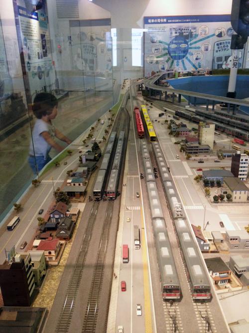 miniature Bread と、宮崎台の電車博物館_e0172847_14404478.jpg