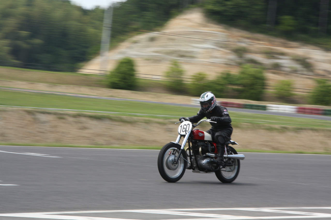 BSA A65 SpitfireMk3 racer  in Dead or Ride Classic_f0326751_06343944.jpg