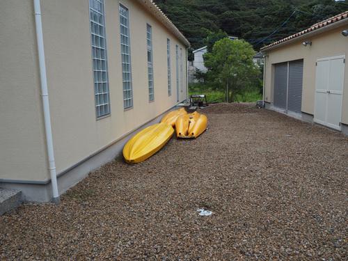 海岸の家 別棟 だいぶできました_f0171785_1852965.jpg