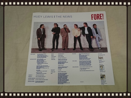 HUEY LEWIS AND THE NEWS / FORE! 紙ジャケ_b0042308_9121837.jpg